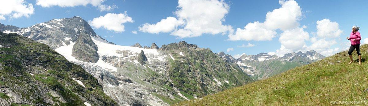 гора София в Архызе