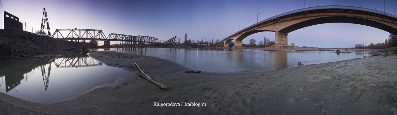 Панорама Краснодар - юго-запад